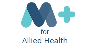 Logo: MasterCare+ for Allied Health